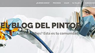 PPG y sus marcas de pintura lanzan 'El Blog del Pintor'