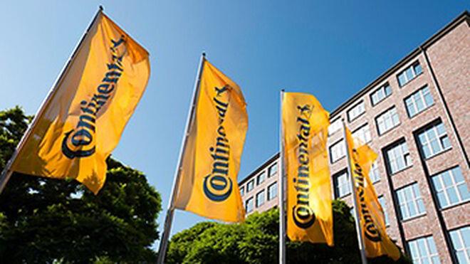 Continental aumentó su cifra de negocio el 4% entre enero y junio