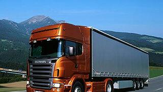 El mercado de vehículos industriales creció un 11,5 % entre enero y julio