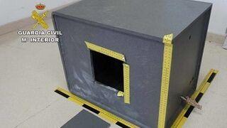 Revientan la caja acorazada de un taller y roban 20.000 euros