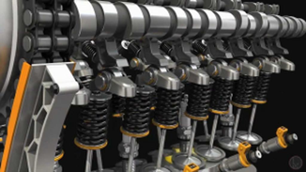 Sistema de sincronización del motor