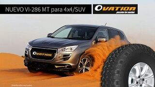 Ovation presenta su nuevo modelo de 4x4/SUV