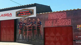Lassa Tyres abre su primera tienda insignia en Portugal