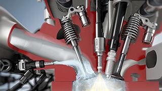 Bosch ofrece la inyección de agua en lugar de gasolina