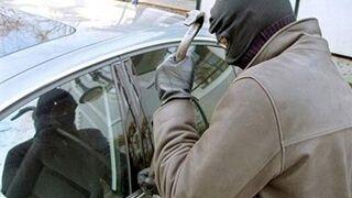 Detenidos por robar 5 vehículos en un taller de Alicante