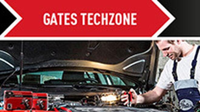 Gates lanza su página web técnica en español, GatesTechzone