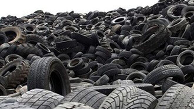 Los neumáticos, en el punto de mira de la estrategia de gestión sostenible en Madrid
