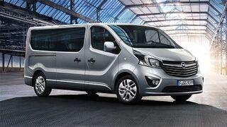 Llamada a revisión de las Opel Vívaro por defectos en el volante