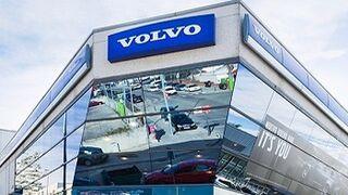 Competencia multa a cuatro concesionarios Volvo