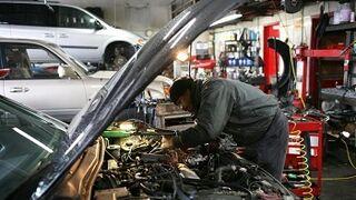 Murcia aumenta el empleo en la venta y reparación de vehículos