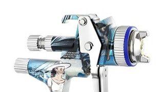 Sata lanza una nueva edición limitada de su pistola SATAjet 5000 B