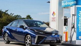 Toyota prepara el desembarco en España de su coche de pila de combustible