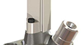 Un inyector de Delphi permite hasta nueve eventos de inyección por ciclo