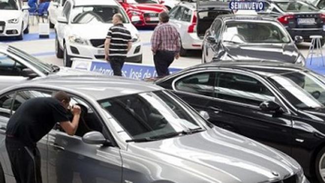 Las ventas de usados crecieron el 12,8% hasta agosto