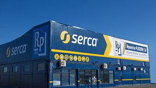 Los socios de Serca continúan con el cambio de imagen de sus almacenes