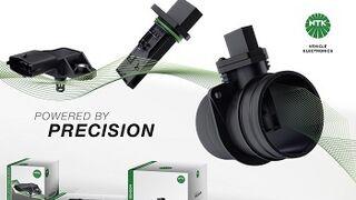 Nueva gama de sensores de presión de colector de admisión de NTK