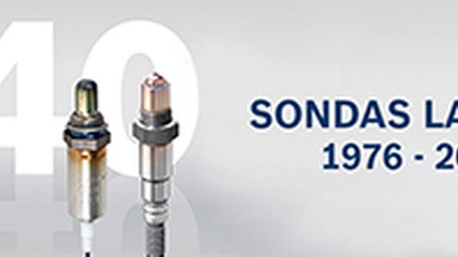 Bosch Automóvil celebra el 40 aniversario de la sonda lambda en Twitter