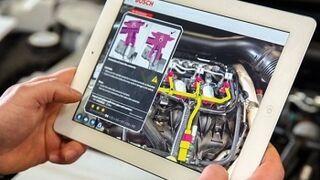 'Connected Repair' conecta los equipos de diagnosis de Bosch en el taller