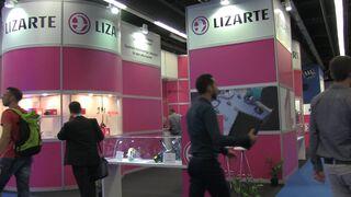 Lizarte en Automechanika Frankfurt 2016