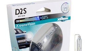 Philips lanza la segunda generación de sus luces de xenón X-tremeVision y WhiteVision