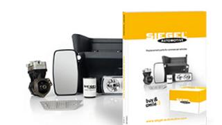 Diesel Technic presenta Siegel, su nueva marca de recambios de precios bajos