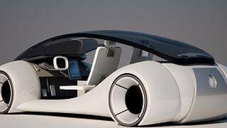 Apple aparca su proyecto de coche eléctrico, el iCar