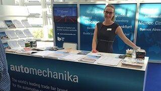 Automechanika Frankfurt 2016, en imágenes