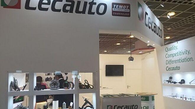 Cecauto promociona su marca propia en Automechanika Frankfurt