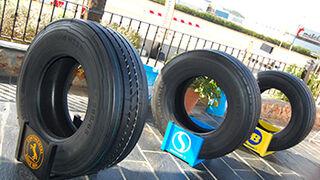 Continental pasea por España su oferta de neumáticos para V.I.