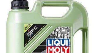 Molygen, nueva línea verde de lubricantes de Liqui Moly