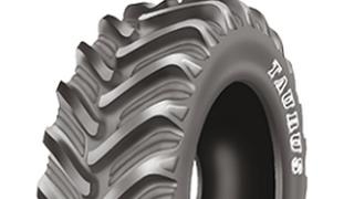Taurus presenta su nuevo neumático para tractores