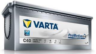Varta gana un premio a la mejor marca de baterías para camiones
