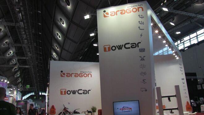 Enganches Aragón en Automechanika Frankfurt 2016