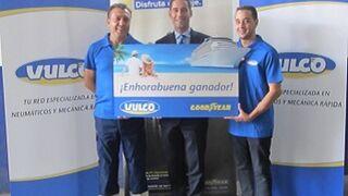 Vulco entrega los cruceros de su campaña de verano a clientes y talleres