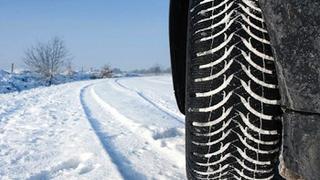 Los neumáticos invernales reducen el 46% los accidentes por mal agarre