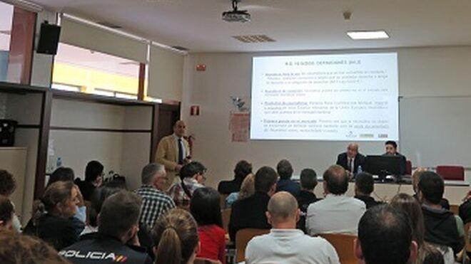 El sector analiza en Galicia cómo luchar contra el fraude en el neumático fuera de uso
