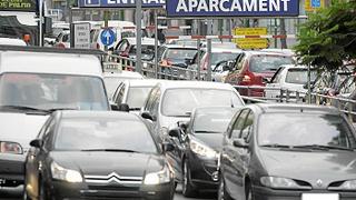 Los conductores de Baleares y A Coruña, los que más mueven sus coches