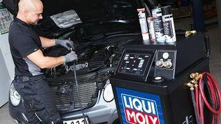 Gear Tronic, nueva máquina de Liqui Moly para el cambio de aceite de cajas automáticas
