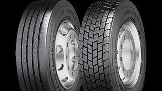 Continental presenta nuevas gamas de neumáticos en el IAA