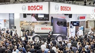 El área Mobility Solutions de Bosch crecerá casi el 5% en 2016