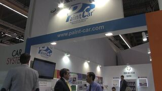 Paint Car muestra su gama de productos para refinish e industria