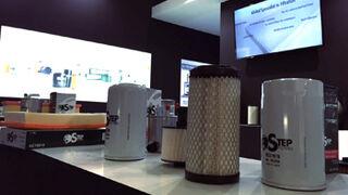 Filtros Cartés muestra su marca Step Filters en Automechanika