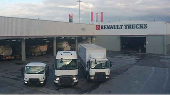 Renault Trucks inaugura punto de servicio en Bilbao