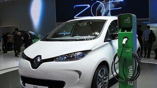 Renault presenta un eléctrico con 350 km de autonomía