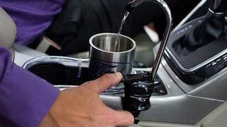 Ford transforma el A/A de sus coches en fuente de agua potable