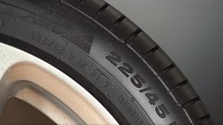 Qué significan los nuevos códigos que aparecen en los neumáticos