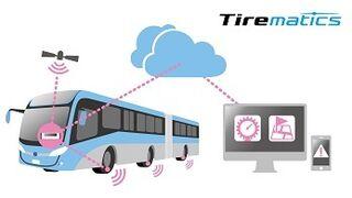 Tirematics, sistema de Bridgestone para monitorizar la presión de los neumáticos