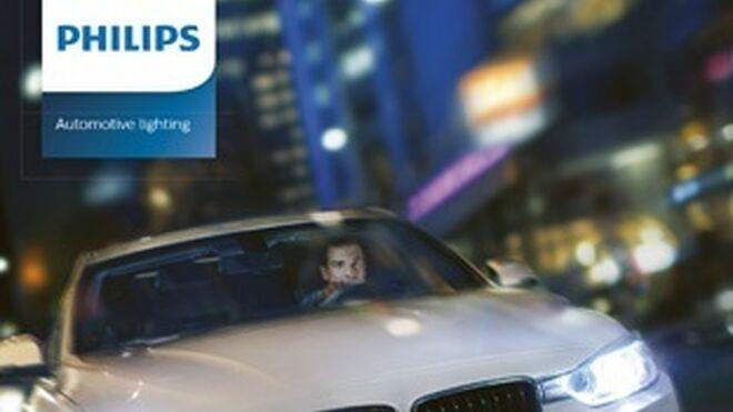Novedades de Philips para los profesionales del automóvil
