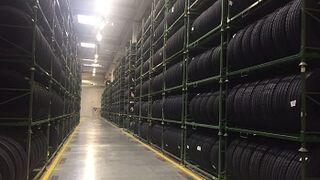 Michelin ya tiene operativo su nuevo centro logístico de Illescas (Toledo)