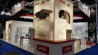 Eurofren estrena línea de producto para camión y vehículo industrial